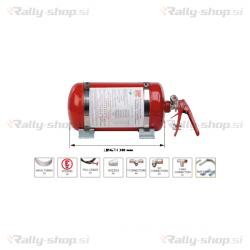 OMP SPORT Fire Extinguisher System - 4.25 L