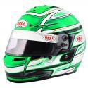 Bell KC7-CMR Venom karting helmet - Green