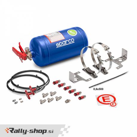 01496MSL Sparco Extinguishing system