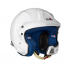 Stilo WRC DES Composite helmet - white/blue