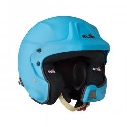 Stilo WRC DES Composite helmet - Modra/črna