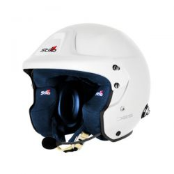Stilo TROPHY DES PLUS helmet - white/blue