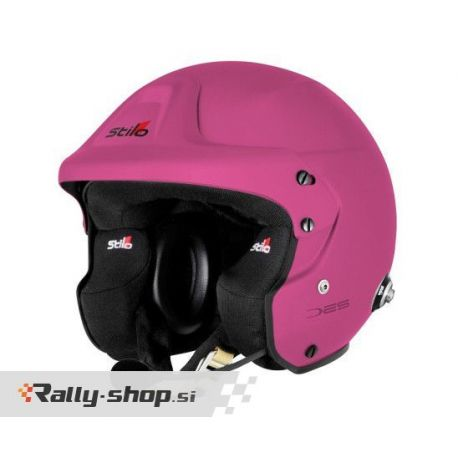 Stilo TROPHY DES PLUS helmet - pink/black