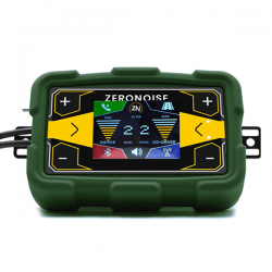 Zeronoise FEARLESS professional digital amplifier