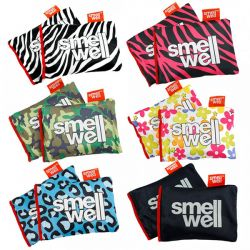 SmellWell shoe refreshener and deodorizer
