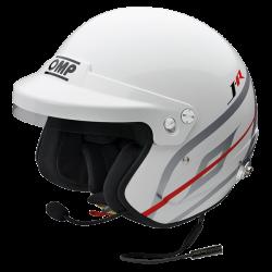 OMP J-R HANS INTERCOM helmet
