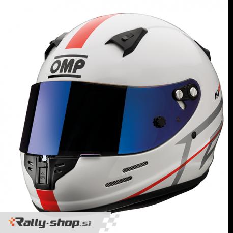 OMP KJ8 EVO CMR karting helmet