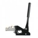 Vertical hand brake lever - 280mm