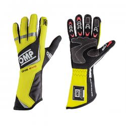 OMP ONE EVO racing gloves