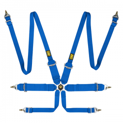 OMP FIRST 3+2 Saloon Harness