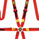 OMP FIRST 2 SAFETY HARNESS for saloon cars