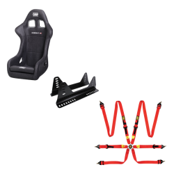 Entry level pack - seat-harnesses-bracket