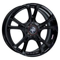 "Wolfrace Ultra-Lite 2.0 7.0x17"" wheels"