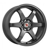 "Wolfrace JDM 7.5x17"" wheels"