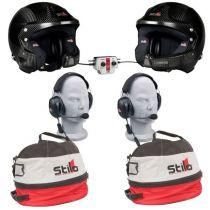 STILO WRC DES Piuma rally pack