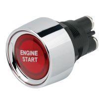 START ENGINE push button