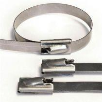 Steinless steel tie straps