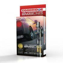 Goodridge brake line kit - ALFA ROMEO 145 1.6 16V 95+