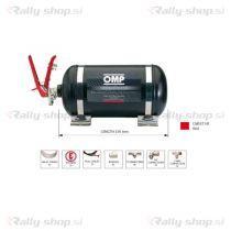 OMP Black Collection gasilni sistem - 4.25 L