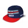 Sparco MARTINI RACING flat visor cap