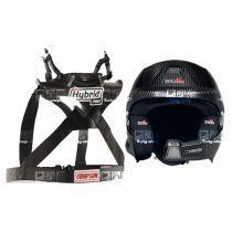 Simpson Hybrid PRO Slider + Stilo WRC DES CARBON PIUMA Carbon PACK