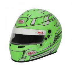 Bell KC7-CMR CHAMPION GREEN helmet