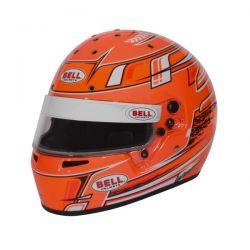 Bell KC7-CMR CHAMPION ORANGE helmet