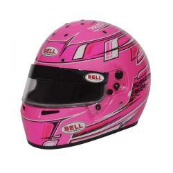 Bell KC7-CMR CHAMPION PINK helmet