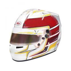 Bell KC7-CMR LEWIS HAMILTON KARTING helmet