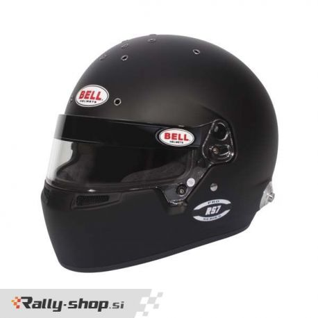 Bell RS7 PRO BLACK helmet