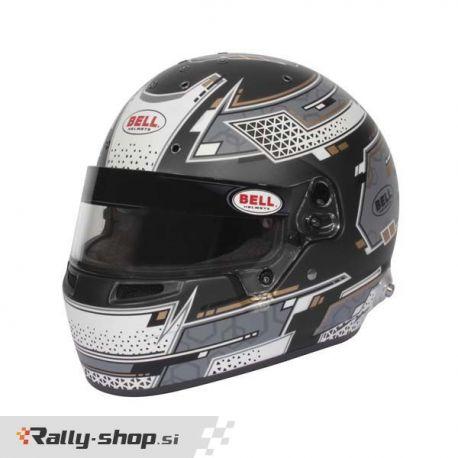 Bell RS7 PRO STAMINA GREY helmet