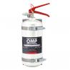 OMP CBB351 aluminium hand held extinguisher