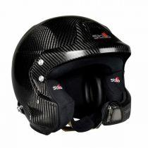 Stilo WRC DES CARBON PIUMA open face helmet