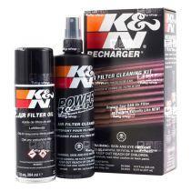 K&N Complete Filter Service Kit