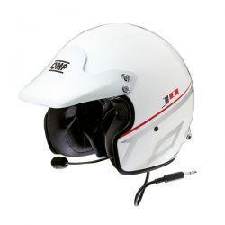 OMP J8 Intercom helmet - Stereo