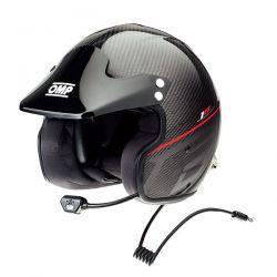 OMP J8 Carbon Intercom helmet - Nexus