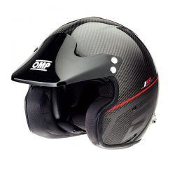 OMP J8 Carbon helmet