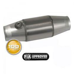 Catalytic Converter 100 cell - FIA Approved