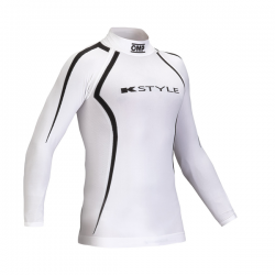 OMP KS SPRING long sleeved kart top