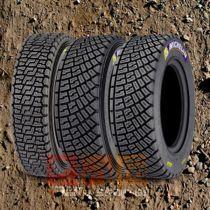 Rally pnevmatike - makadamska podlaga