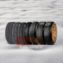 Rally pnevmatike - snežna podlaga