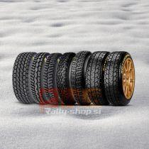 14 col pnevmatike za sneg in led