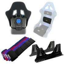 Accessories for race seats