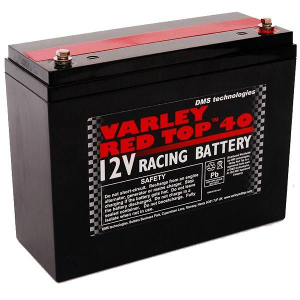 Varley Red Top 40 Battery - Rally Shop