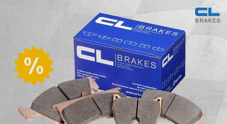 CL brakes on sale